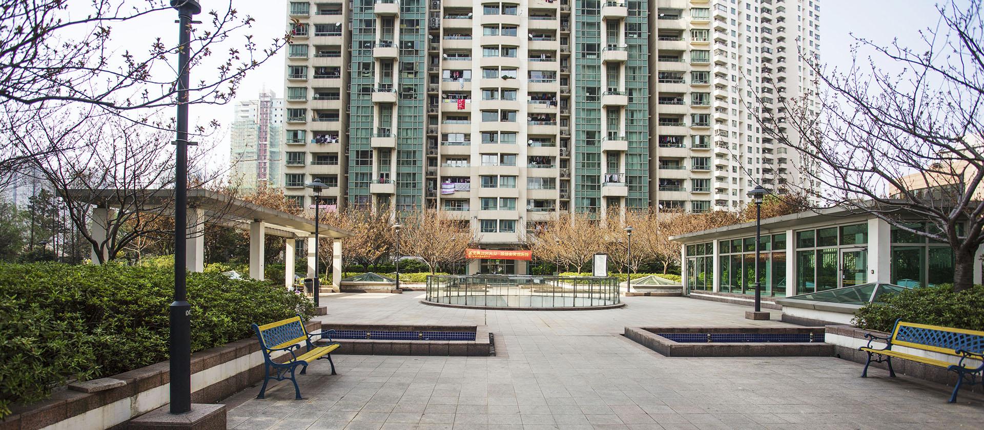 One Park Avenue In Jingan SHANGHAI